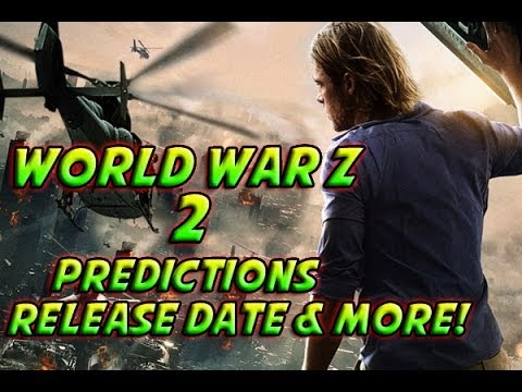 Zombob's Zombie News and Reviews: 'World War Z 2' Release Date, Plot ...