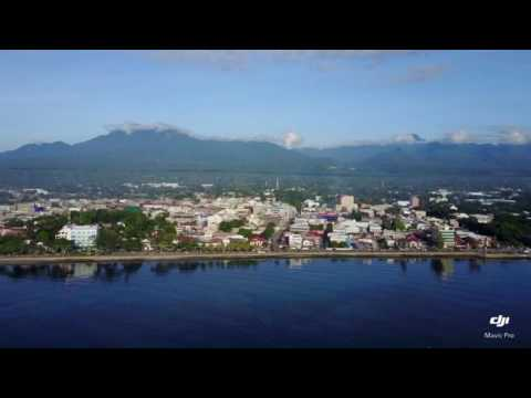 This Is DUMAGUETE CITY Downtown Area...simply Beautiful