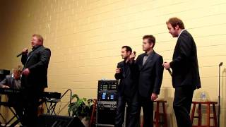 This upbeat quartet number gives each vocalist a step out part. Thi...