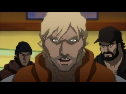 Justice League: Throne of Atlantis ~Wait In Line~ (HD)