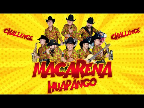 MACARENA HUAPANGO - Grupo Identidad [ Musica Oficial 2018 ]