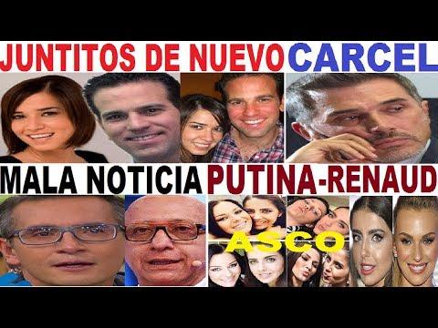 CARLOS LORET DE MOLA LAURA G SERGIO MAYER IRINA BAEVA SERGIO SEPULVEDA MICHELLE RENAUD thumbnail