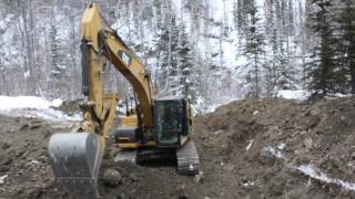 "Building in Alaska Episode 4 ""Breaking Frozen Ground"""