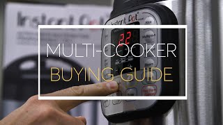 Multi-Cooker Buying Guide | Consumer Reports
