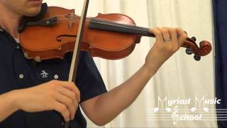 Suzuki Violin Book 2 - Number 8 - Theme from Witches