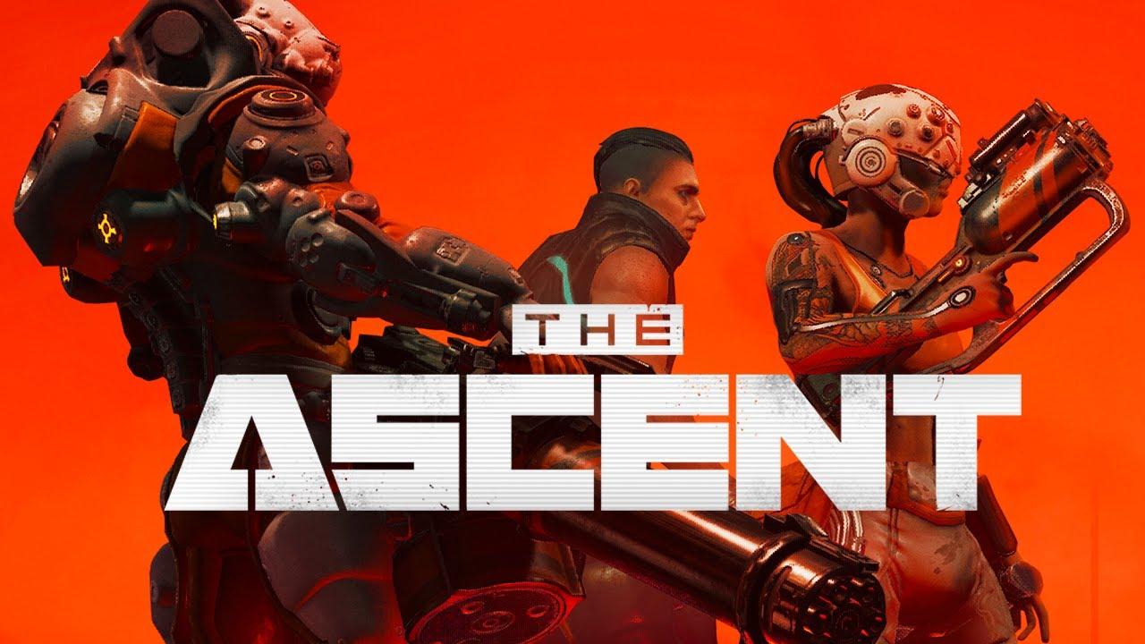 The Ascent - Jogo Frenético Estilo Cyberpunk [ Xbox Series X - Gameplay 4K ]