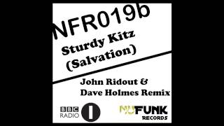 Sturdy Kitz - Salvation (John Ridout & Dave Holmes Remix) [NuFunk Records]