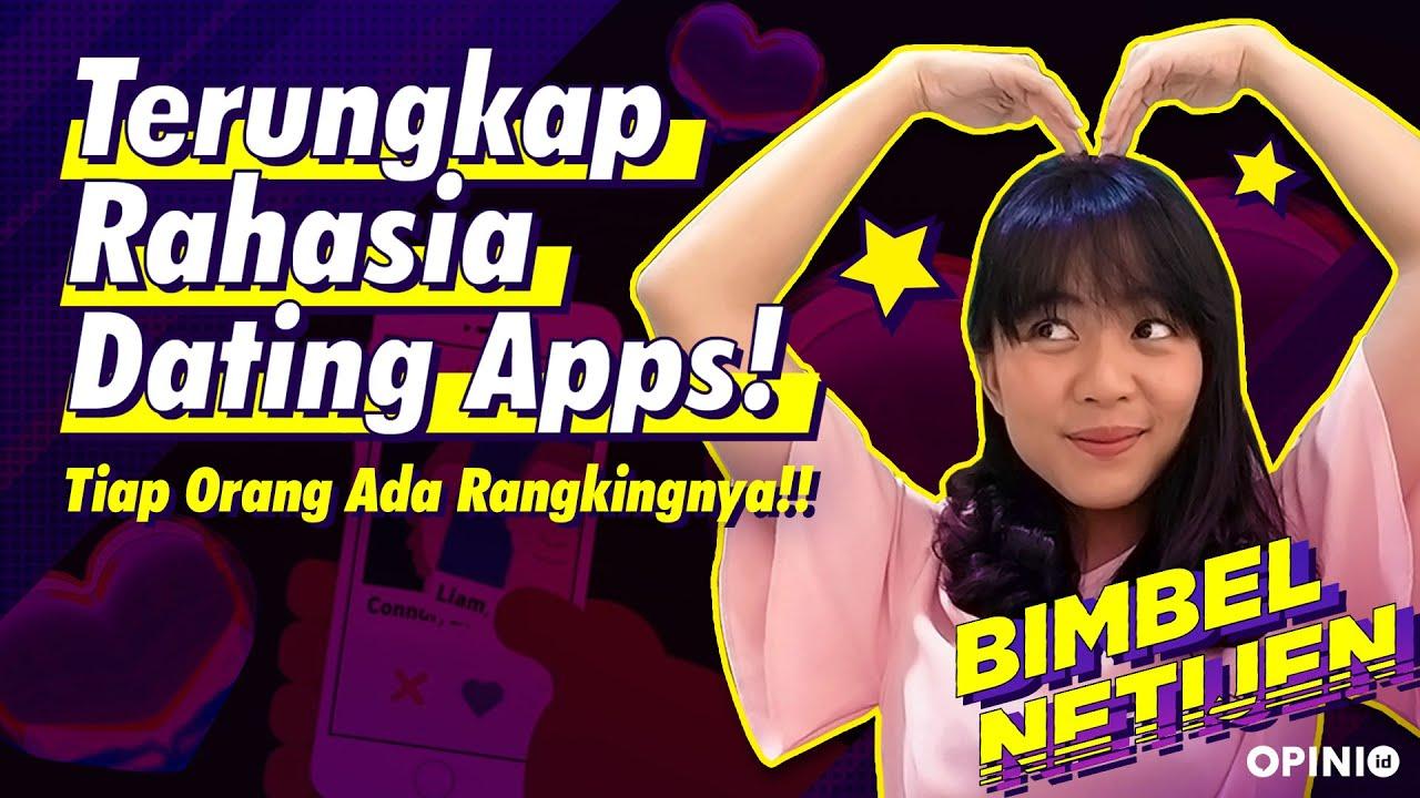 Di Dating Apps, Setiap Orang Ada Rangkingnya! | BIMBEL NETIJEN
