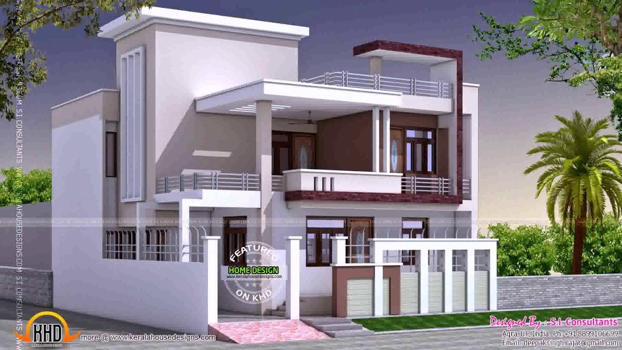 Modern house plans under 2000 square feet youtube for Modern homes under 2000 sq ft