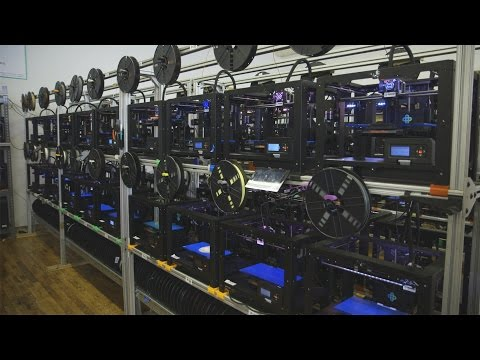 Meet The 3D Printing Factory Changing the Manufacturing Game