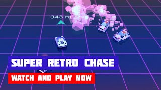Super Retro Chase · Game · Gameplay