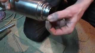 как сделать выхлоп своими руками