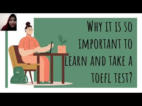 WHY IT IS SO IMPORTANT TO LEARN ENGLISH AND TOEFL? | WHAT IS A NOUN?