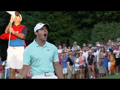 Rory McIlroy dramatically wins the TOUR Championship and FedExCup