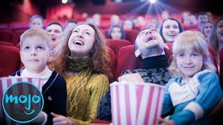 Top 5 Secrets Movie Theaters Don't Want you to Know