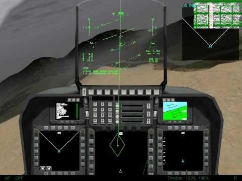 F-22 Lightning 3 gameplay |