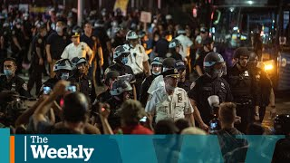 How Trump's response impacted the George Floyd protests | The Weekly with Wendy Mesley