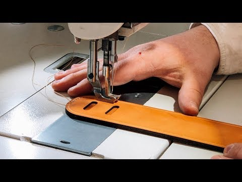 Basic Tips For Sewing Leather Goods