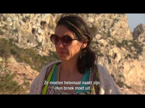 Naaktshoot voor de beroemde Es Vedra | Lauren! op Ibiza