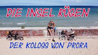Die Ahlfis On Tour Ostsee #Vlog 4 Mukran - Prora - Binz ! Was macht der Koloss von Prora?