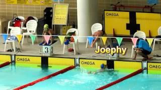 2015-10-9九龍北區小學校際游泳比賽 - 男子乙組4x
