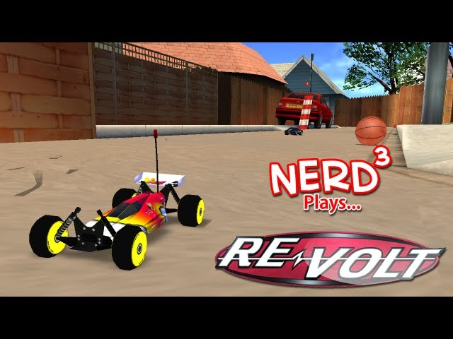 Nerd³ Plays... Re-Volt