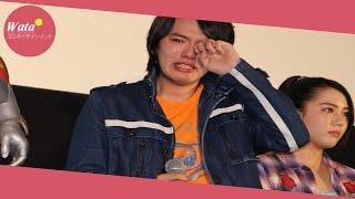 浜田龍臣(17)が10日、都内で主演映画「ウルトラマンジード つなぐ...