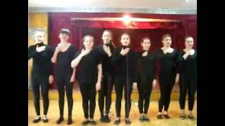 колледж Луганск тренинг 1 курс режиссеры