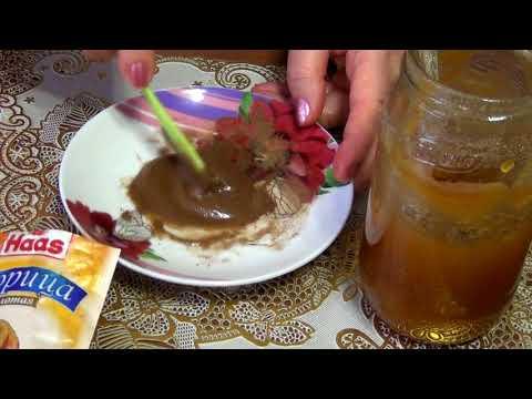 Маска с медом и корицей для молодости лица