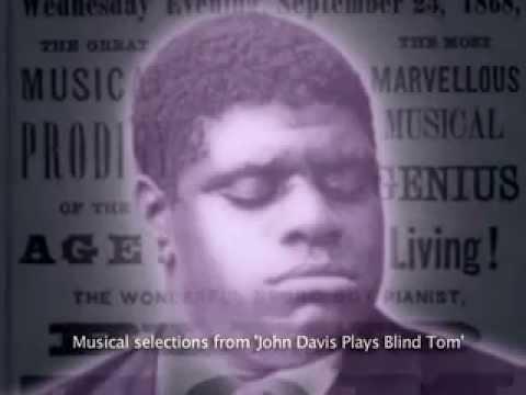 Blind Tom, Slave Pianist & Autistic Savant