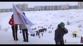 видео Активный зимний отдых. Как организовать.