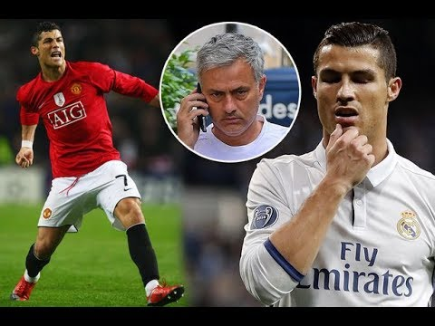 Finally : Cristiano Ronaldo Leaving Real Madrid & Reunion at Manchester United