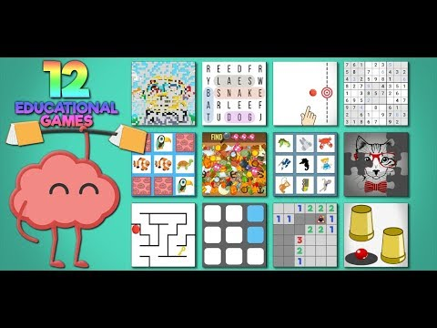 Brain Games Kids - Apps on Google Play