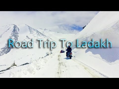 Road trip to Ladakh - June 2017 (Full HD)