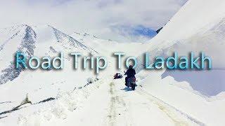 Road trip to Ladakh - June 2017 (Full HD)