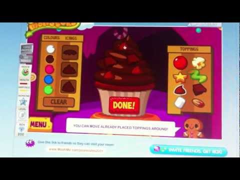 Cupcake Cavern on Moshi Monsters (cheat) 1
