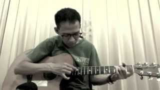 How deep is your love (Acoustic Guitar) - Fern Weerathai
