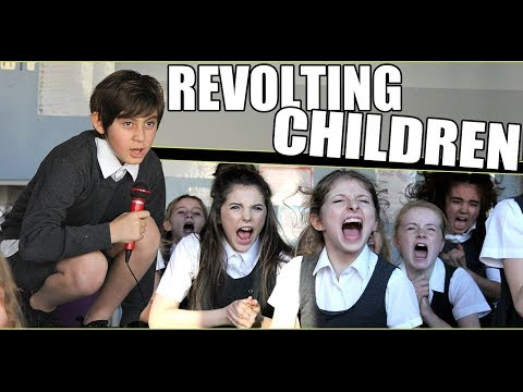 REVOLTING CHILDREN (Matilda the Musical Cover) | Spirit Young Performers Company