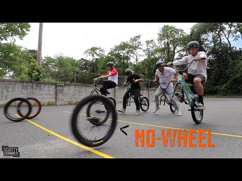 NO WHEEL Manual