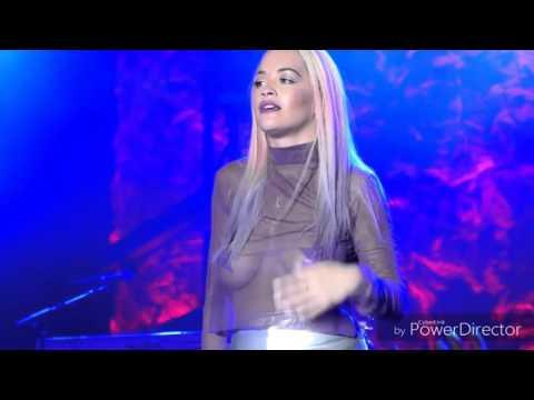 Rita Ora - Body On Me Tour - Show en los Ángeles