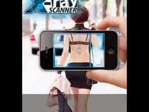 Phần mềm nhìn xuyên Quần áo cho android,ung dung nhin xuyen quan ao tren android