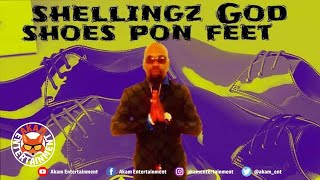 Shellingz God -  Dress Shoes Pon Feet [Audio Visualizer]
