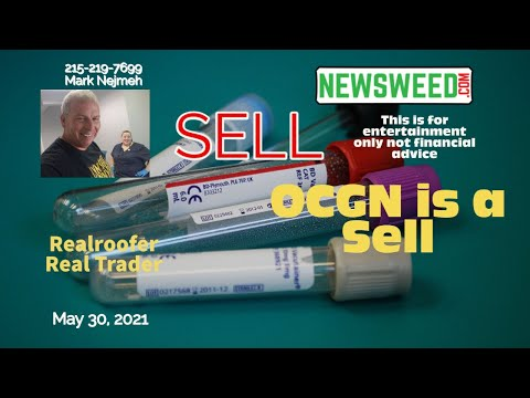 OCGN is a sell - May 30, 2021