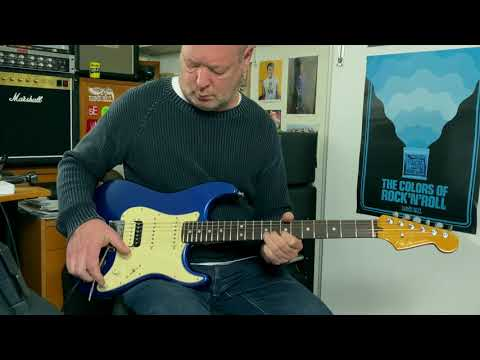 2019 Fender American Ultra Stratocaster® HSS: 5 Minutes With...
