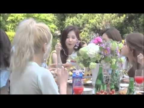 "Girls' Generation SNSD 少女時代 - Making of ""The Best"" Album"