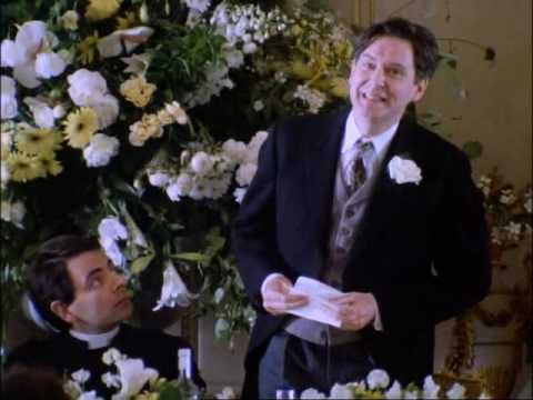 Four Weddings And A Funeral Pray Silence For The Best Man Youtube