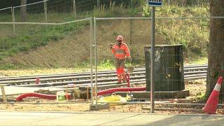 Yvelines | Les premiers rails du Tram 13 sont posés à Saint-Germain-en-Laye