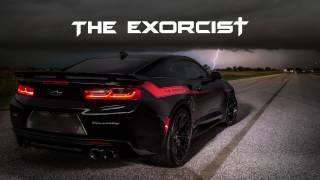 the exorcist 1000 hp zl1 camaro by hennessey