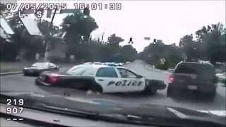 Stealing POLICE CARS COMPILATION