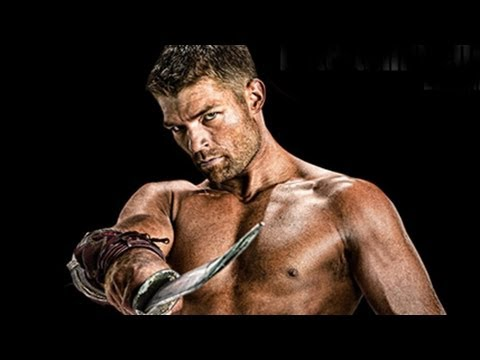 Arm Wresting with SPARTACUS Star Liam McIntyre!